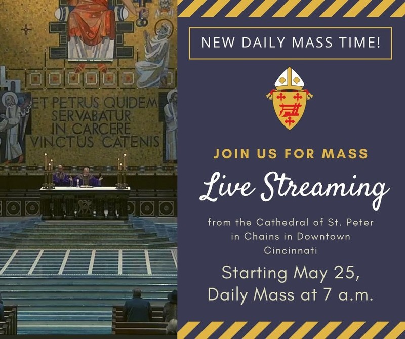 Archdiocese Live Stream