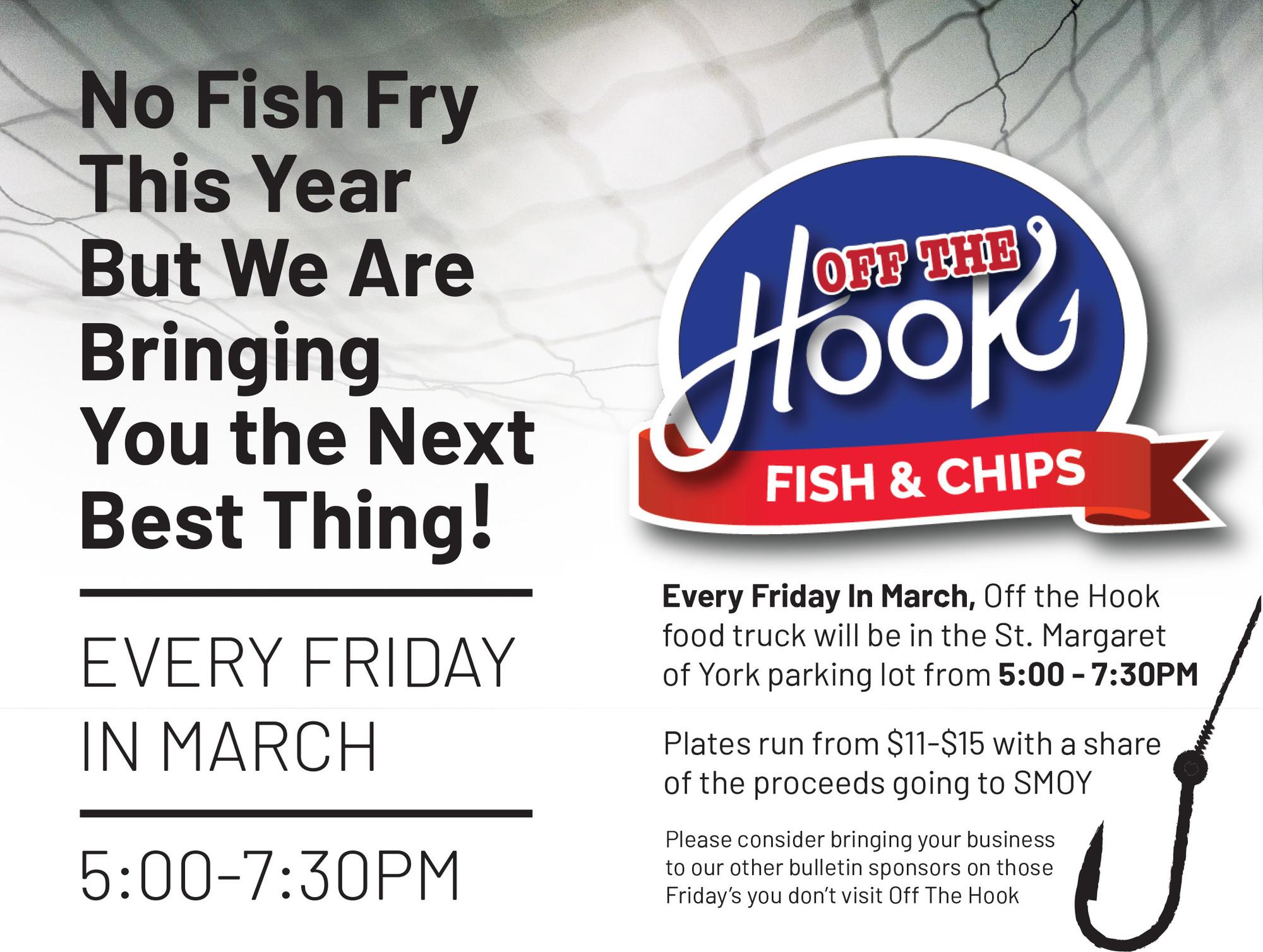 No Fish Fry
