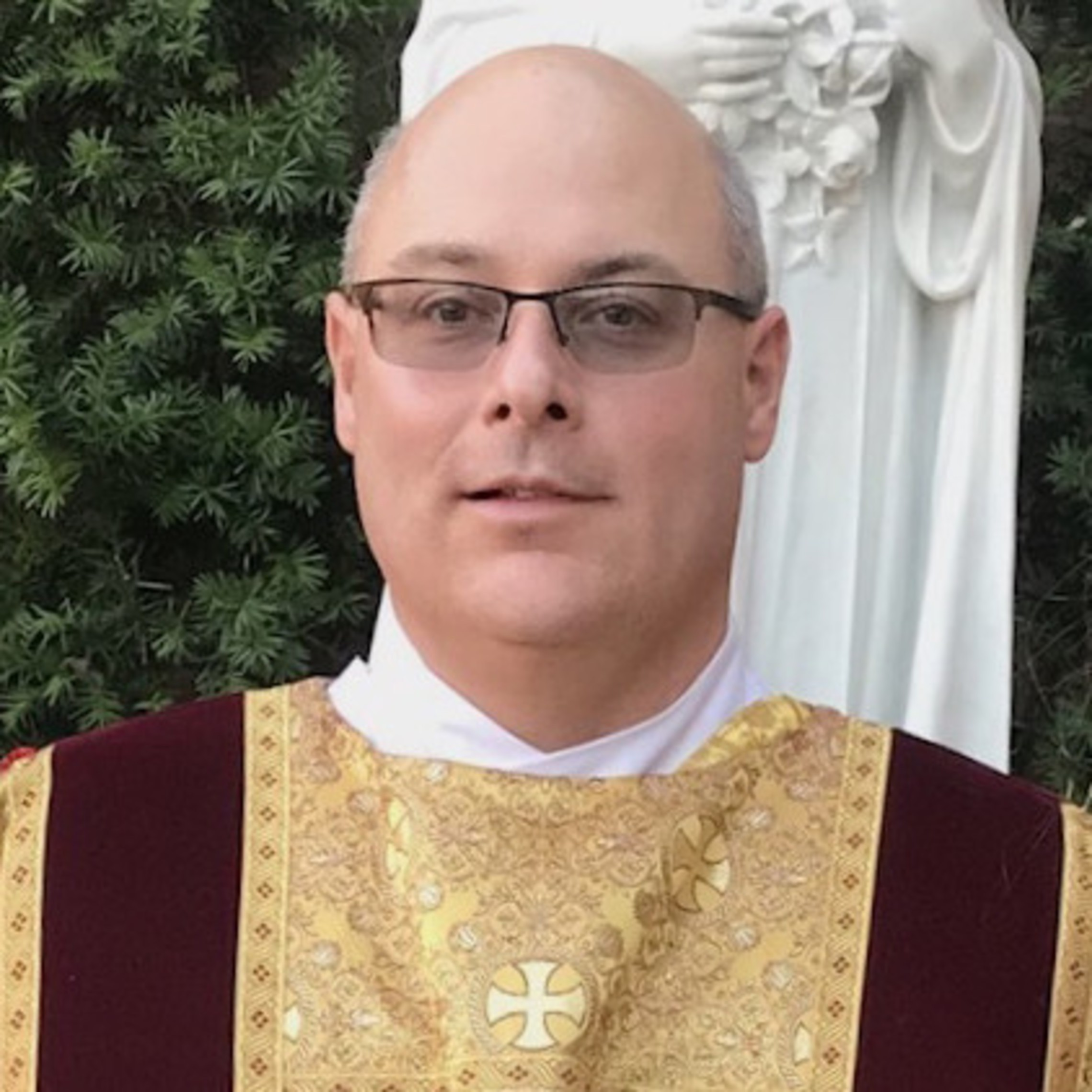 Deacon Mike Muse