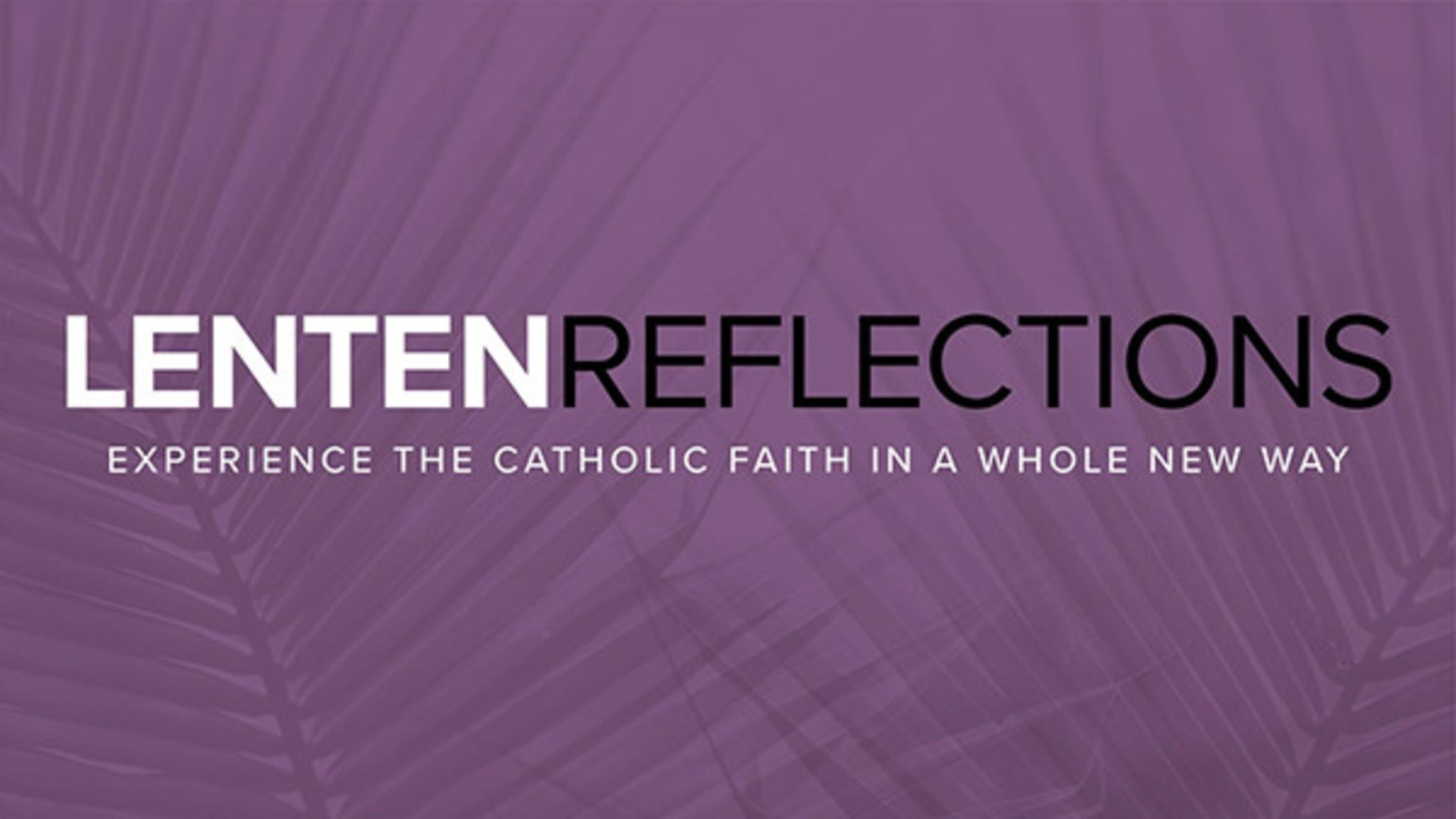 Formed Lenten Reflections