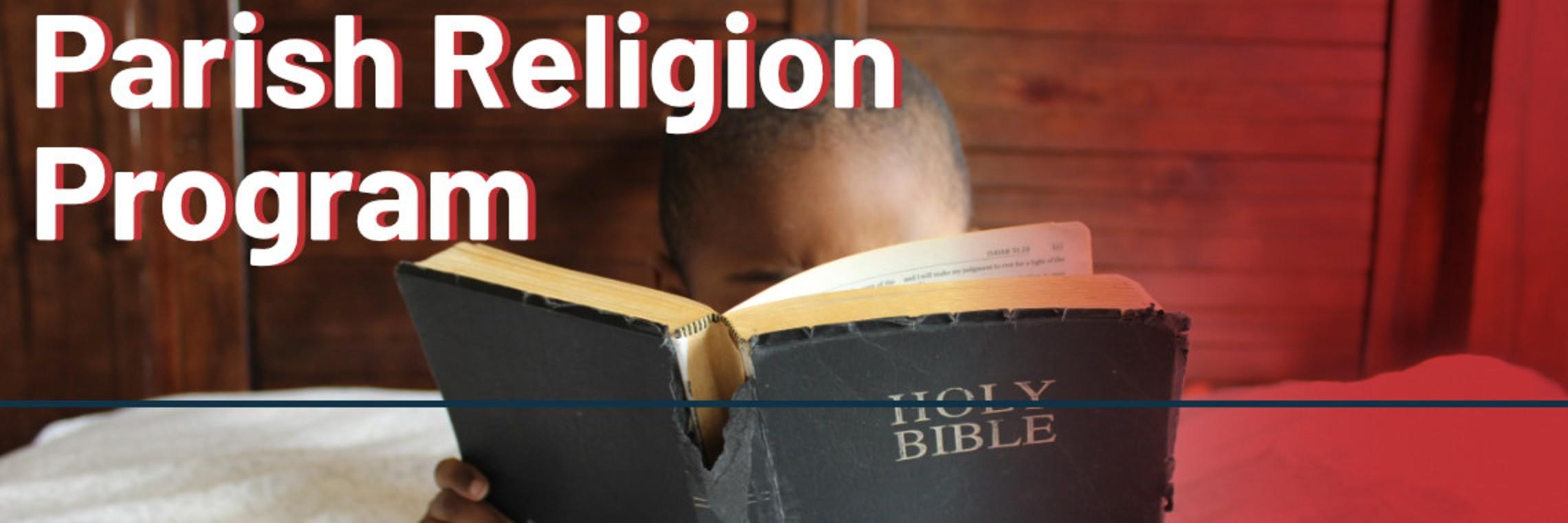 Parish Religion Program